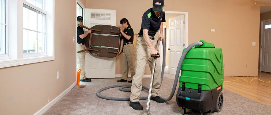 Glen Burnie, MD residential restoration cleaning